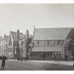 Brougham Street - east side, All Saints Episcopal Church