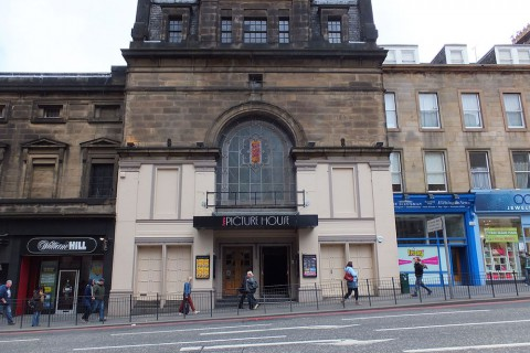 Wetherspoon's Lothian Road license granted