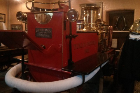 Museum of Fire to move from Lauriston Place