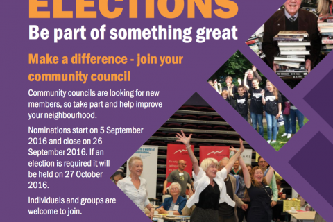 Community Council Elections