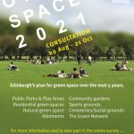 Help shape Edinburgh's open spaces