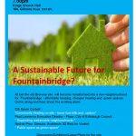 Fountainbridge AGM and talk